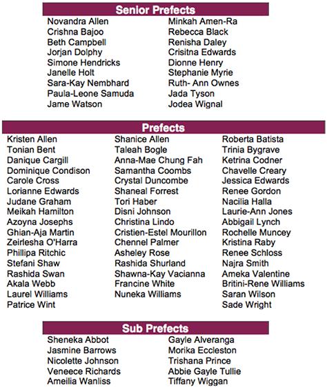 Prefect Body 2014-15_0